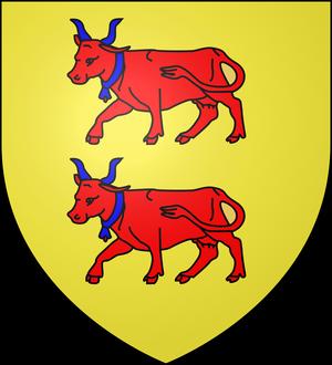 Blason du Béarn