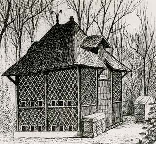 Rucher de Montsouris en 1894